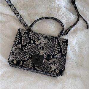 ALDO Snake skin purse